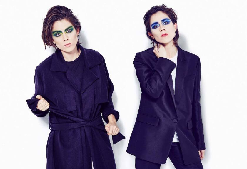 Tegan and Sara. (Pamela Littky)