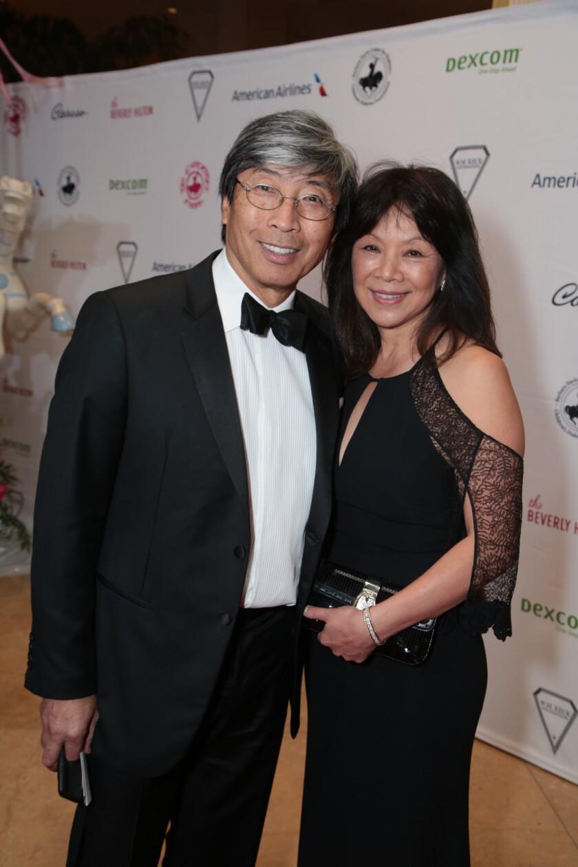 Patrick Soon-Shiong, Michele B. Chan
