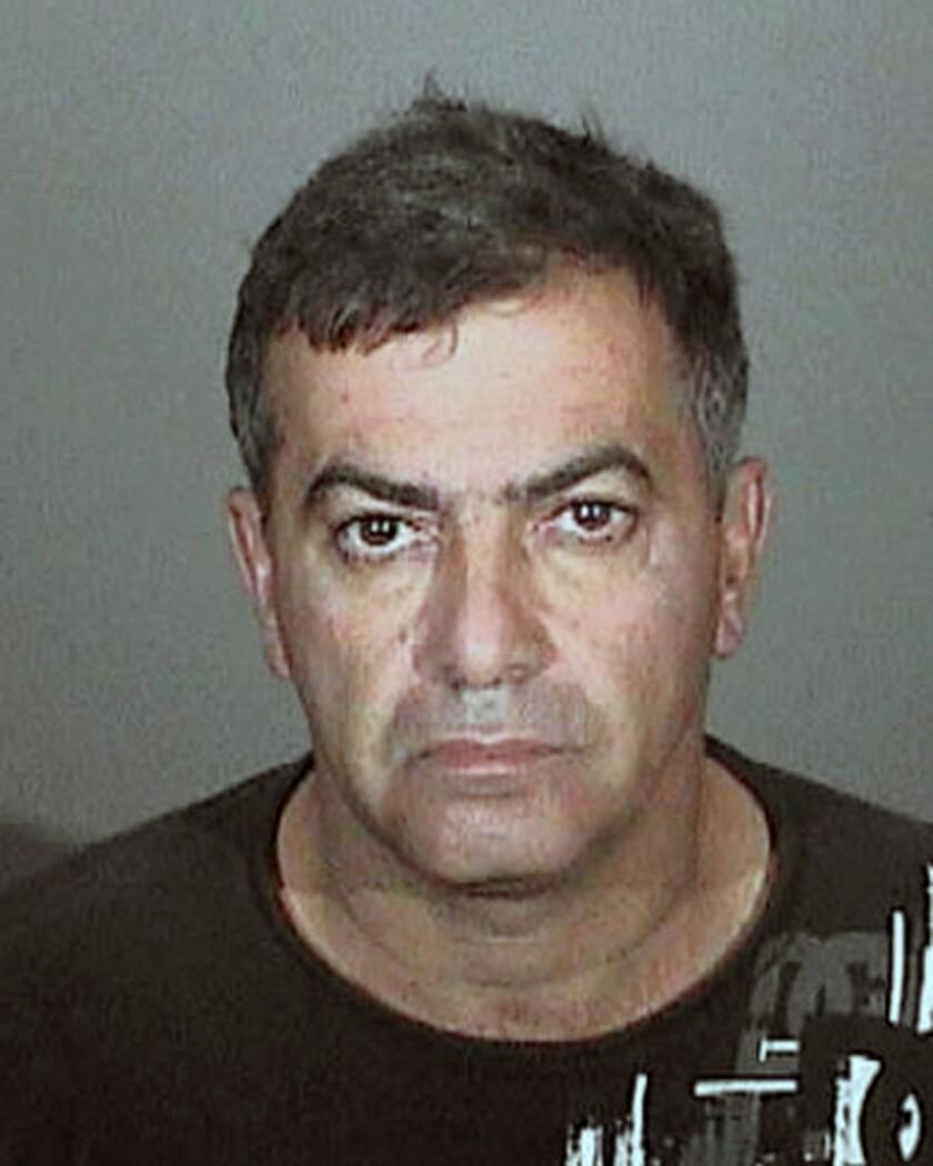 Gamlet Sarkisyan faces stalking charges