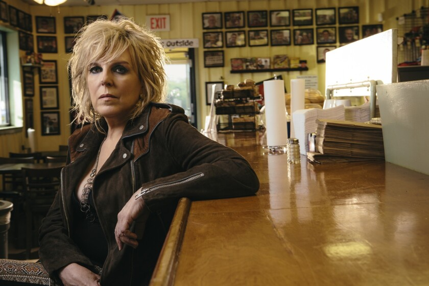 Lucinda Williams launches a new round of concerts on Saturday at the Yost Theater in Santa Ana and will play Jan. 29 to Feb. 1 at the Troubadour in West Hollywood.