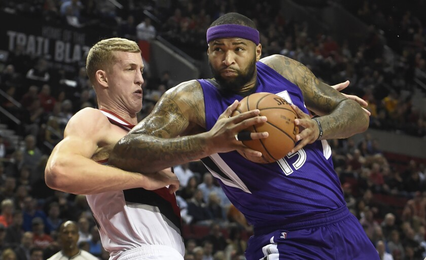 NBA trends: DeMarcus Cousins is having a great season, but Kings are mediocre