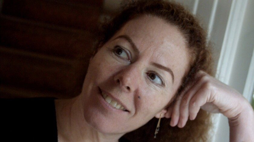 Wendy Lesser, seen in 2002, is the recipent of an NEH Public Scholar grant.