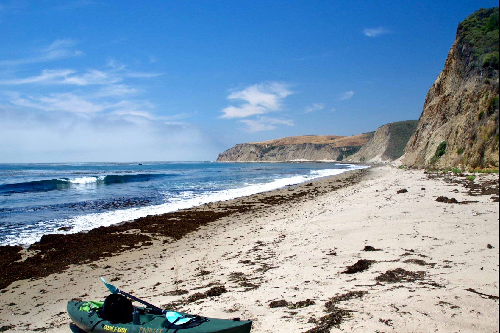 Soon you can visit this pristine California beach — if you\'re a ...