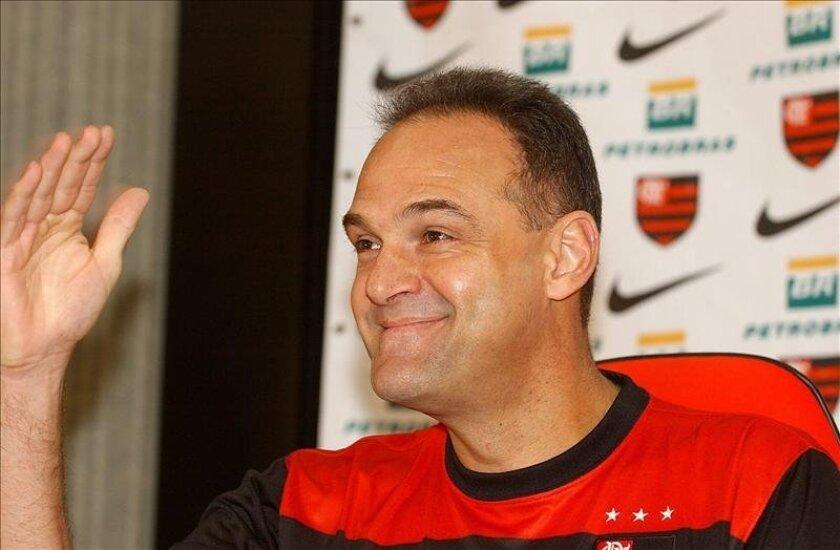 El exjugador brasileño Oscar Schmidt. EFE/Archivo