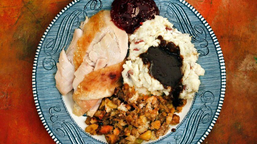 Thanksgiving survival