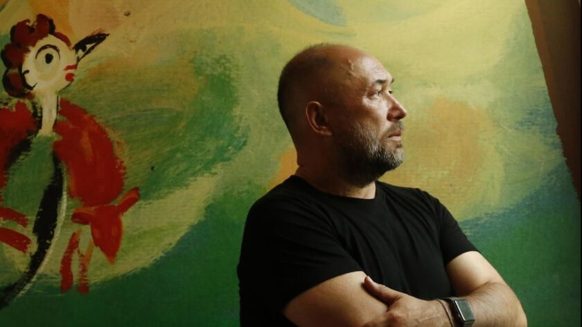 "artist rezo gabriadze Artist Revaz ""Rezo"" Gabriadze"