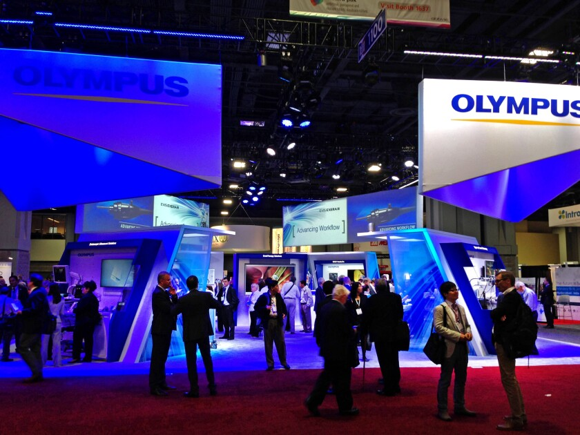 Olympus showcase
