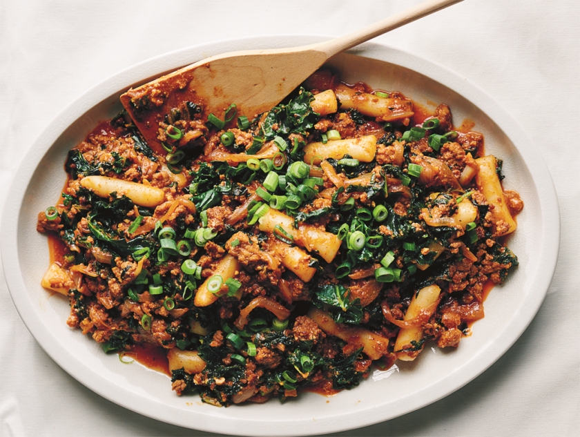 """Mapo Ragù from Sam Sifton's cookbook, """"See You on Sunday."""""""