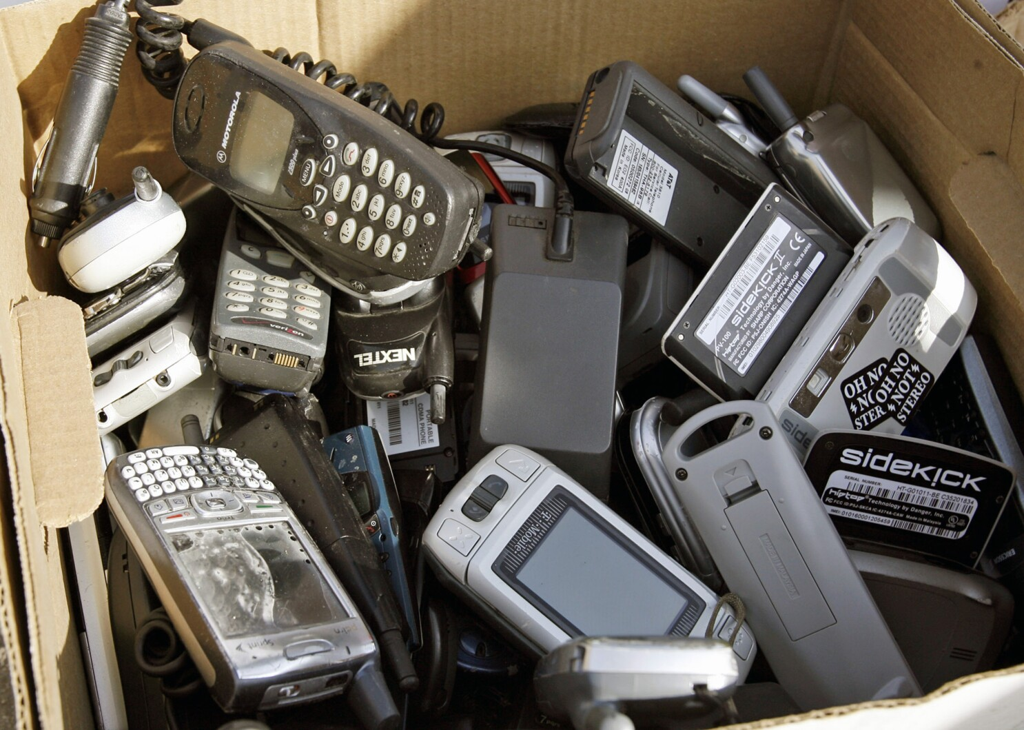 Letter to the Editor: City Council should consider defraying costs of recycling  e-waste - Los Angeles Times