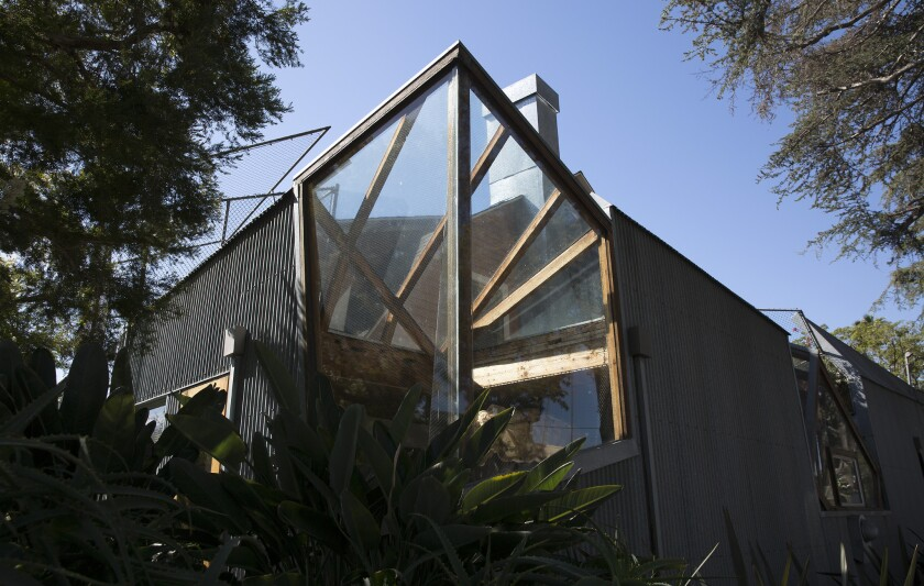 Frank Gehry house