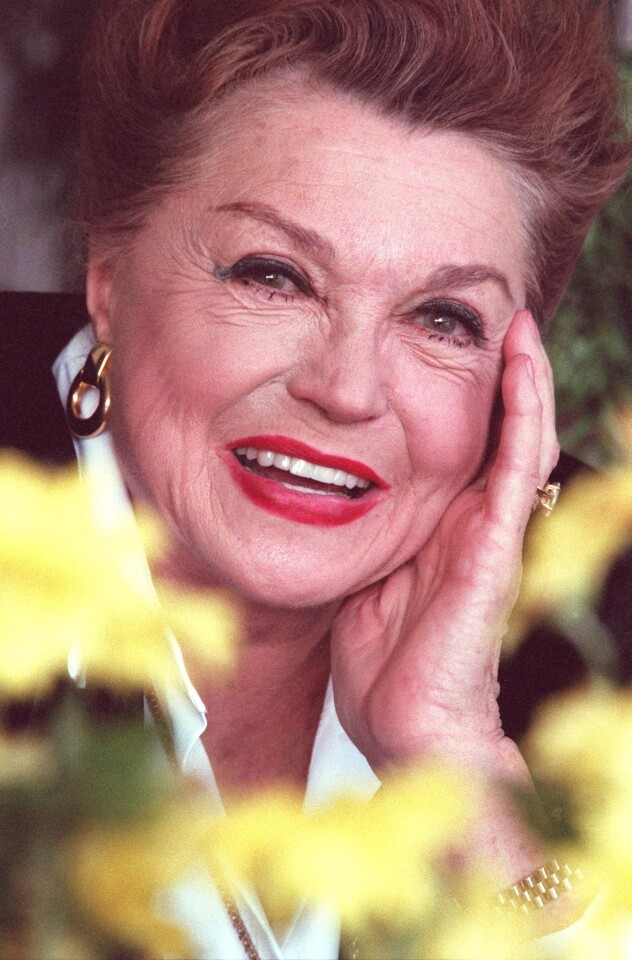 Esther Williams, the swimming champion turned actress who starred in glittering and aquatic Technicolor musicals of the 1940s and '50s, has died.