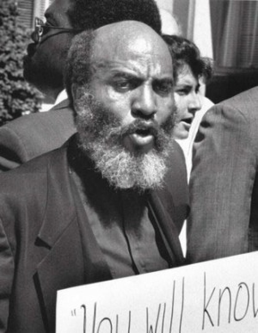 Rev. James L. Bevel