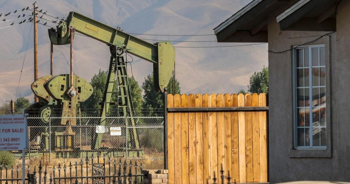 Ambitious plan to ban California fracking falls short in Legislature