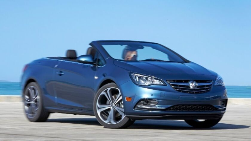 Since the Cascada went on sale in 2016, about 17,000 have been sold in the U.S. But dealers are expected to have cars through the end of the year.