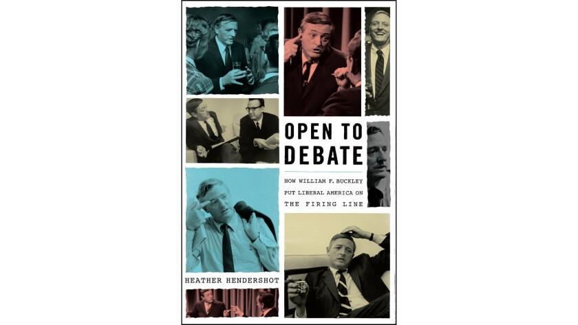 """""""Open to Debate"""" by Heather Hendershot"""