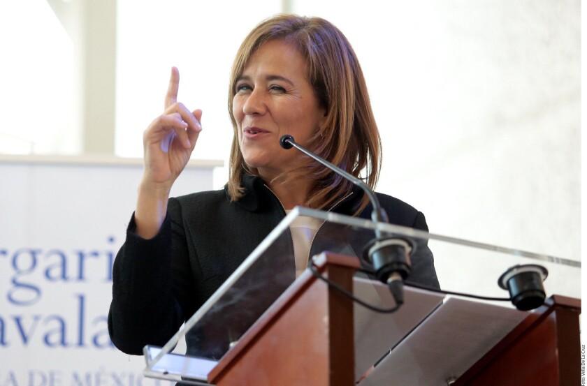 Dedica calaverita Zavala al INE