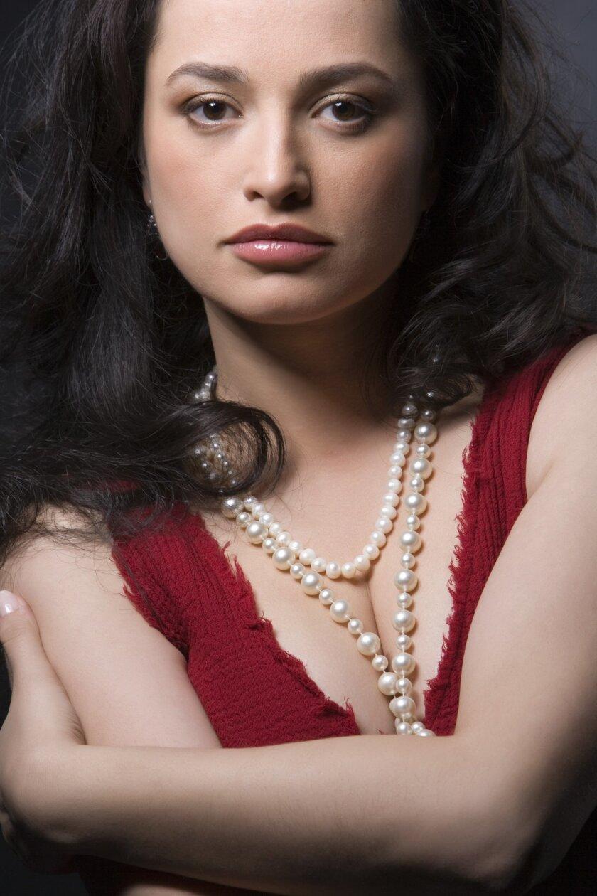 "Georgian mezzo-soprano Nino Surgurladze will take on the title role in San Diego Opera's ""Carmen."""