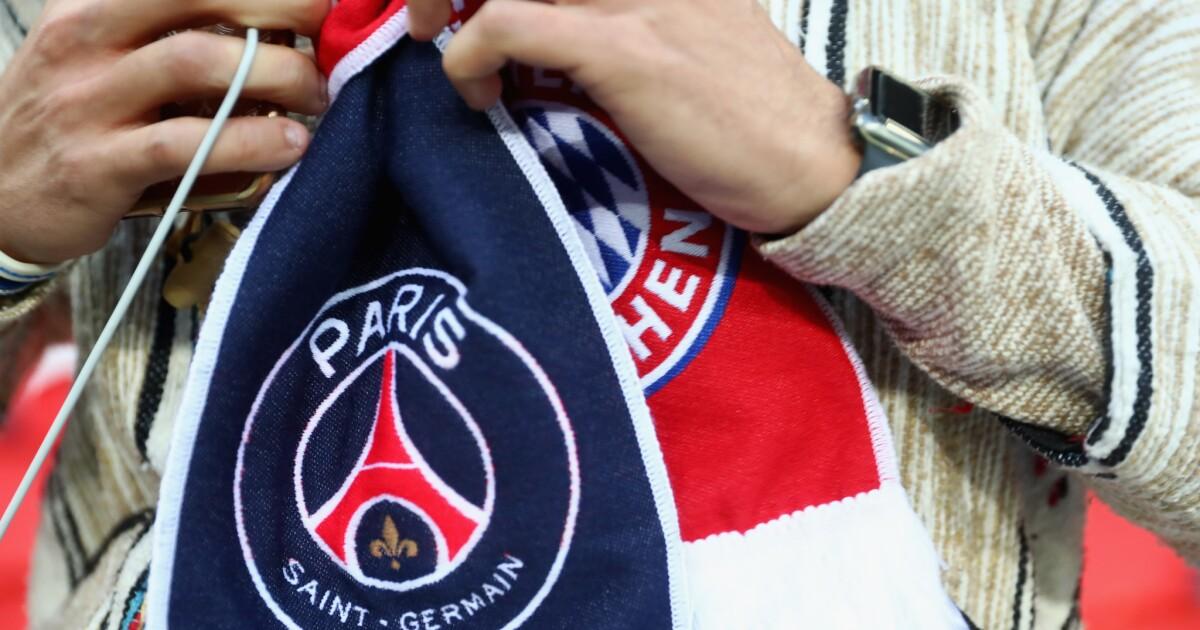 Paris Saint Germain S Fashion Sense Extends Well Beyond The Soccer Pitch Los Angeles Times