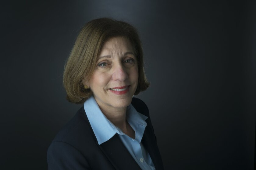 .Barbara Bry, candidate for District 1...