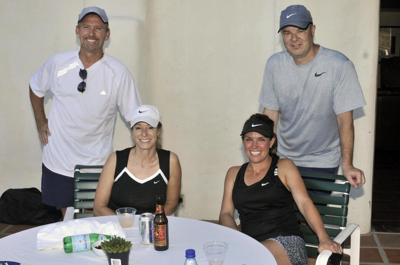 RSF Tennis Club 'Mixed Doubles Mixer'