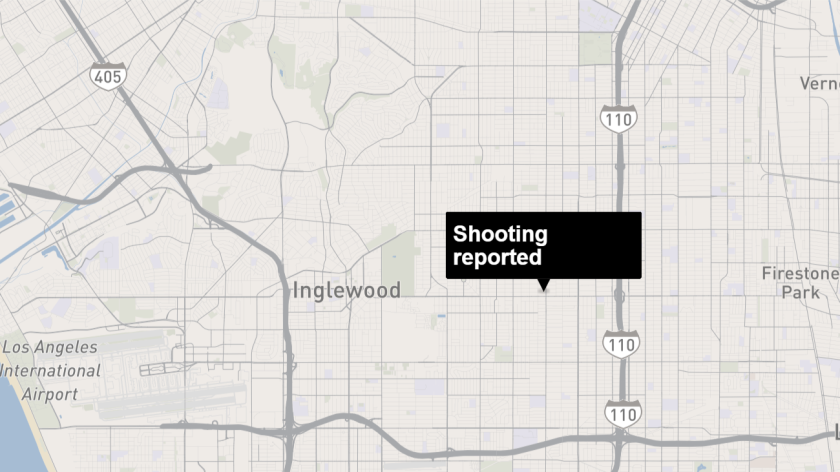 Shooting reported at South L.A. McDonald's