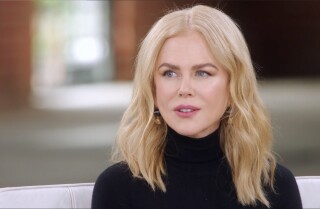 Nicole Kidman goes tracking the 'Lion'