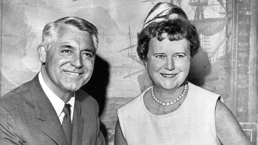 Cary and Dorothy