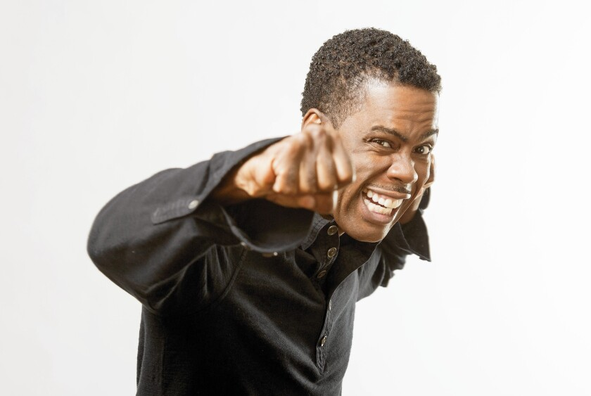 Why Chris Rock is the perfect Oscars host for this controversial awards season