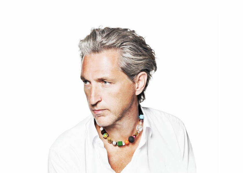 Dutch designer Marcel Wanders will give the keynote address at Dwell on Design on Friday.