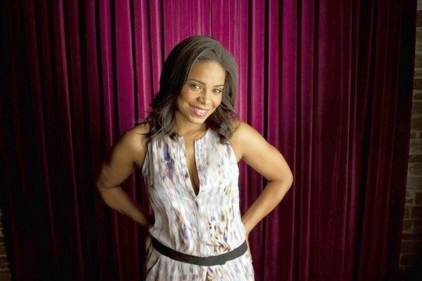 """Sanaa Lathan has a starring role in """"By the Way, Meet Vera Stark"""" at the Geffen Playhouse in Westwood."""