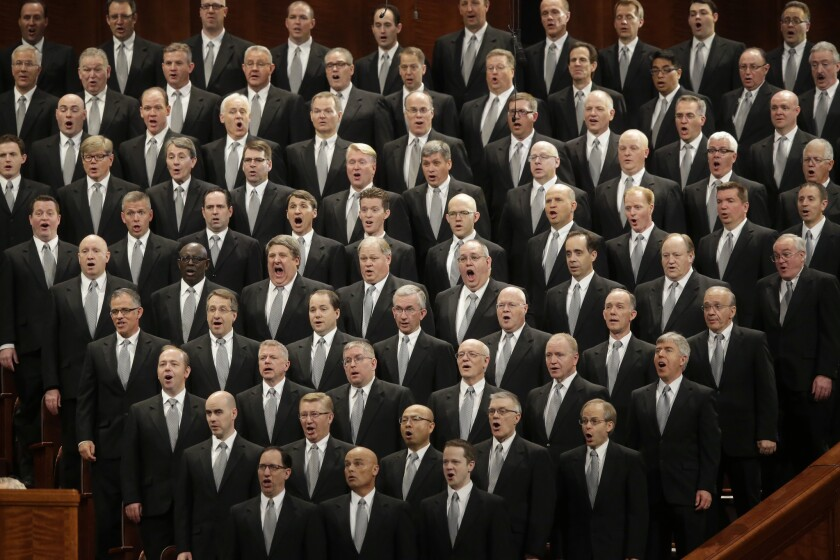 The Mormon Tabernacle Choir will perform at the inauguration ceremony for Donald Trump in January.