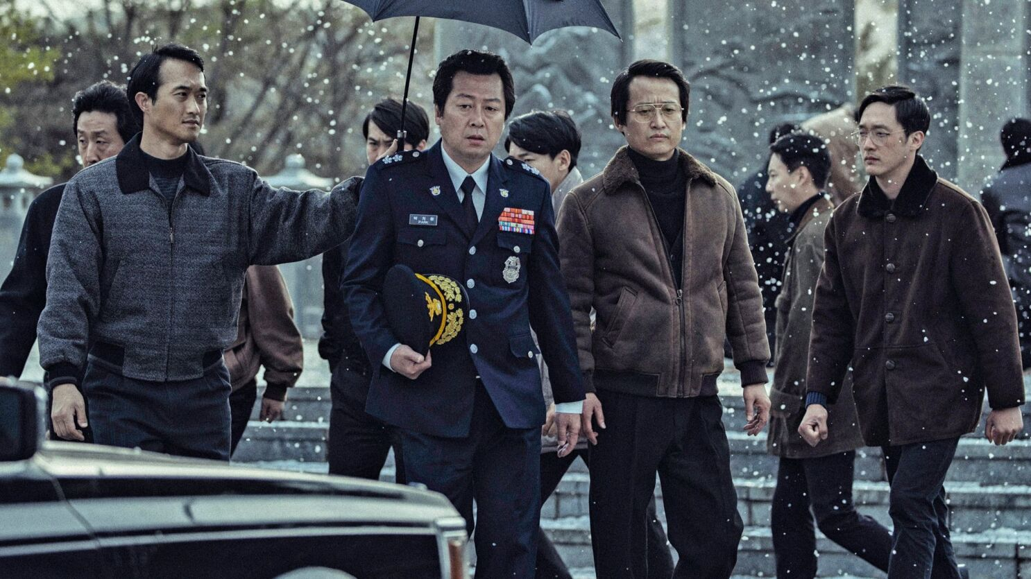 Review: Political intrigue stirs South Korean thriller '1987: When the Day  Comes' - Los Angeles Times