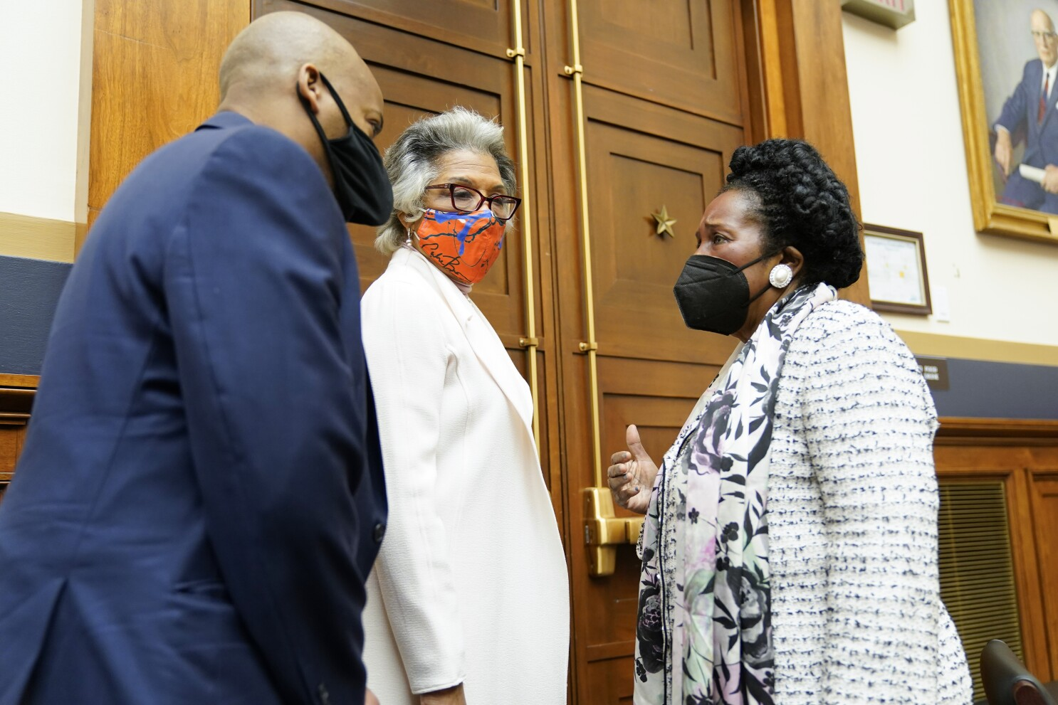 In a year of reckoning, slavery reparations bill moves forward in the House