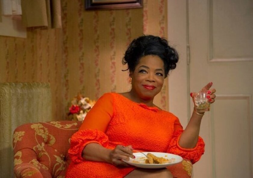 """Oprah Winfrey stars in """"The Butler,"""" which was the No. 1 film at the box office this weekend."""