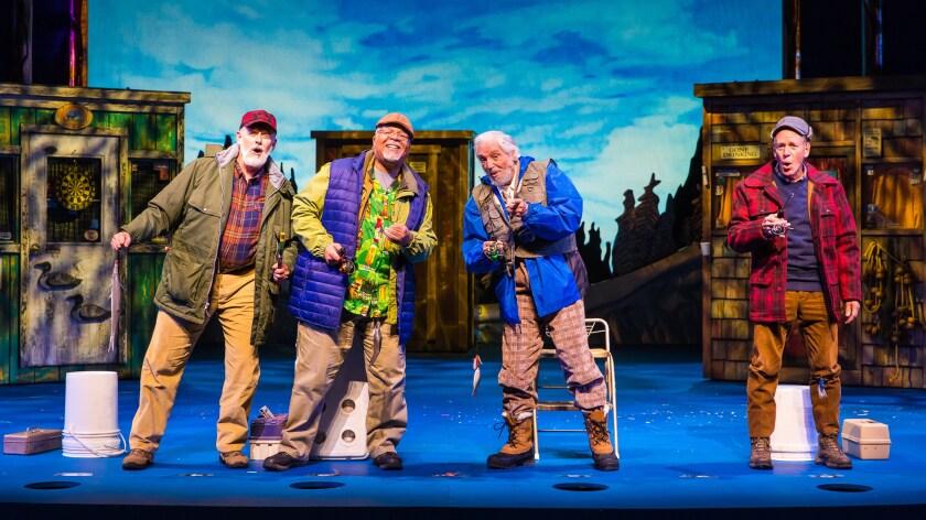 Grumpy Old Men: The Musical