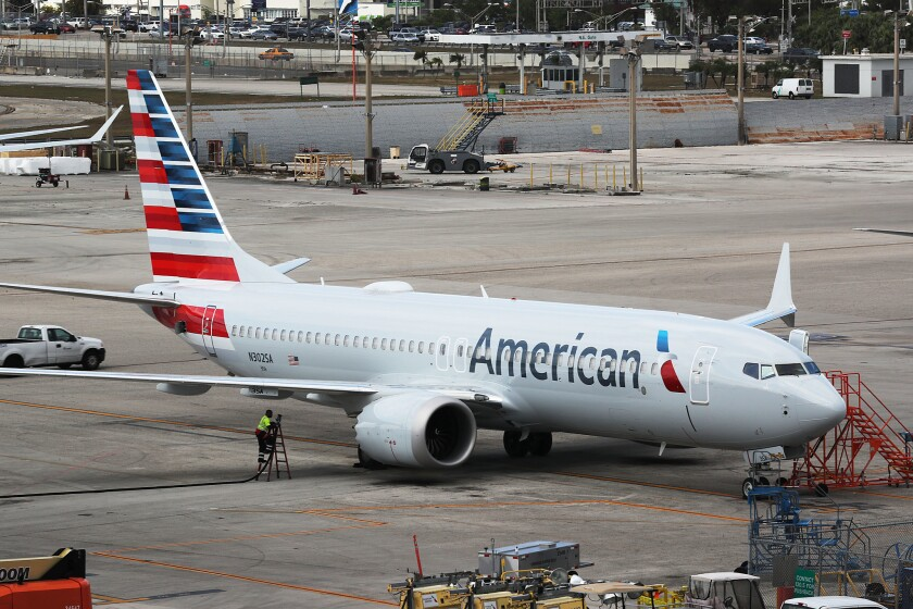Boeing 737 MAX Planes Stranded At U.S. Airports As Flights Are Halted