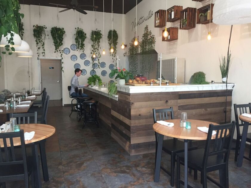 Mattarello Cooking Lab in the Gaslamp Quarter is owned by two young Italian expatriates.
