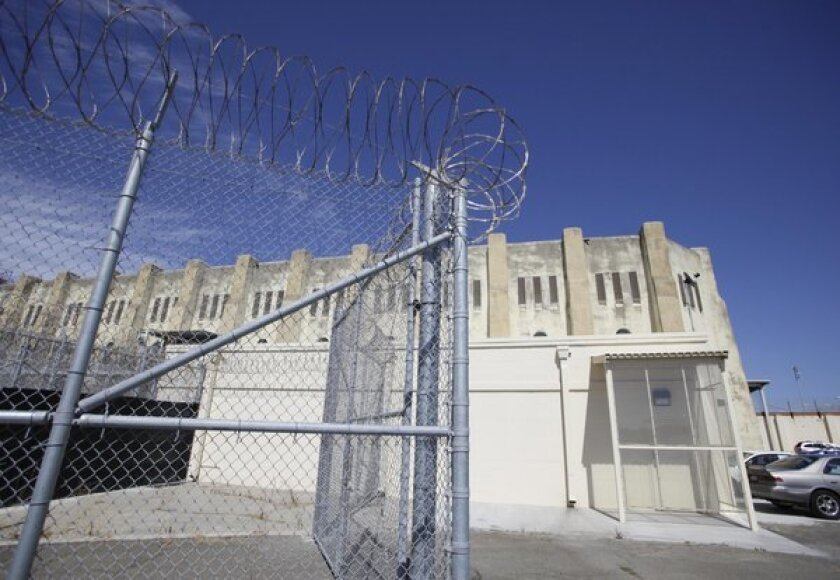 San Quentin State Prison, home of California's death row