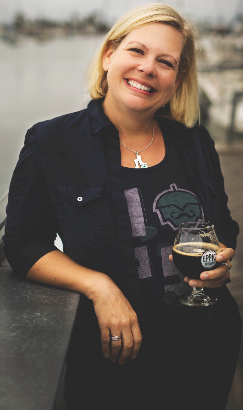 Candace L. Moon, a San Diego-based lawyer who has served hundreds of breweries