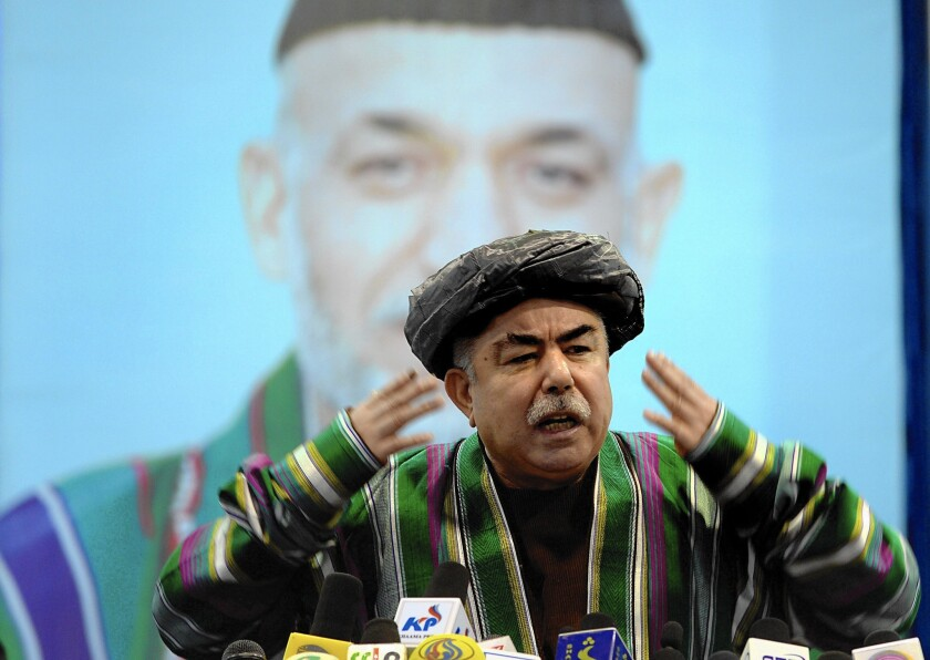 Afghan officials target of satire website