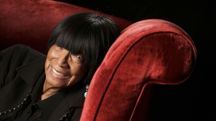 """Norma Miller, 97, known as the Queen of Swing, is one of the inspirations for the documentary """"Alive"""