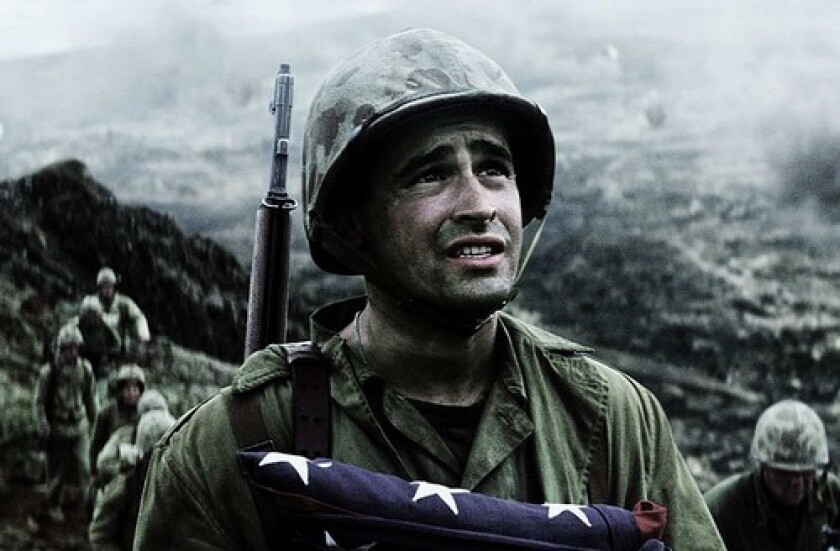 """Flags of Our Fathers,"" a 2006 World War II movie directed by Clint Eastwood, was shot in Iceland."