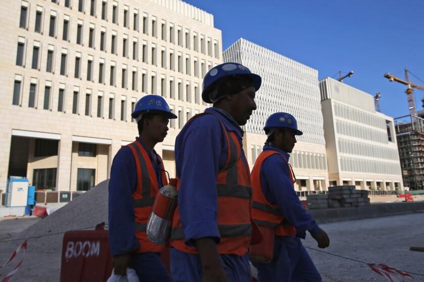Qatar Labor Rule