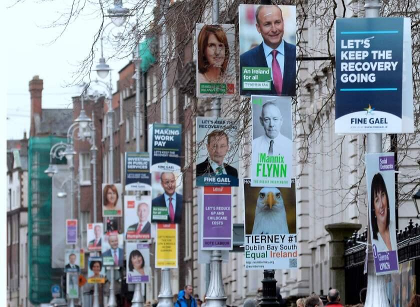 Ireland politics