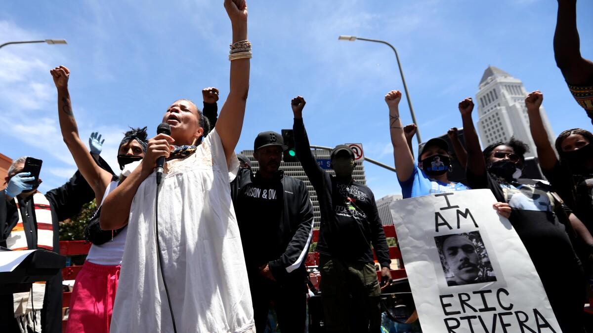 Black Lives Matter Tank Top BLM Black Life Matter