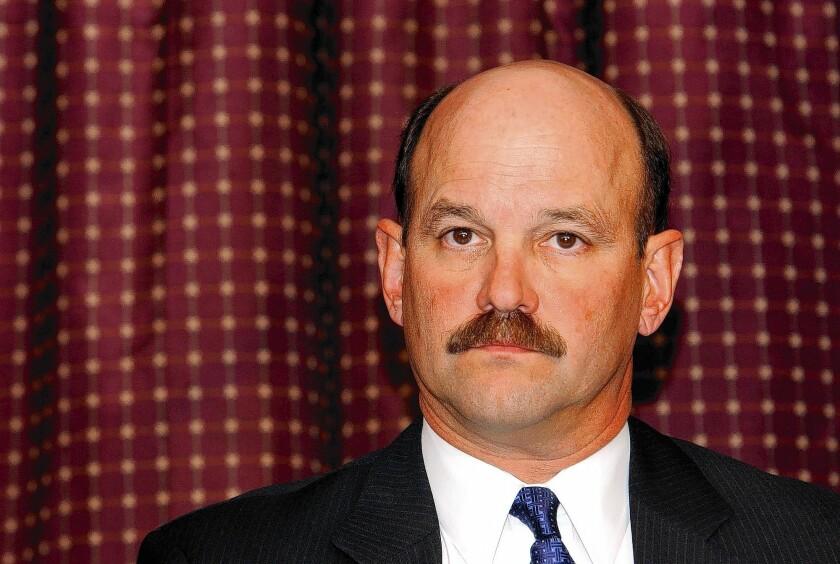 CalPERS ex-CEO Federico Buenrostro Jr.