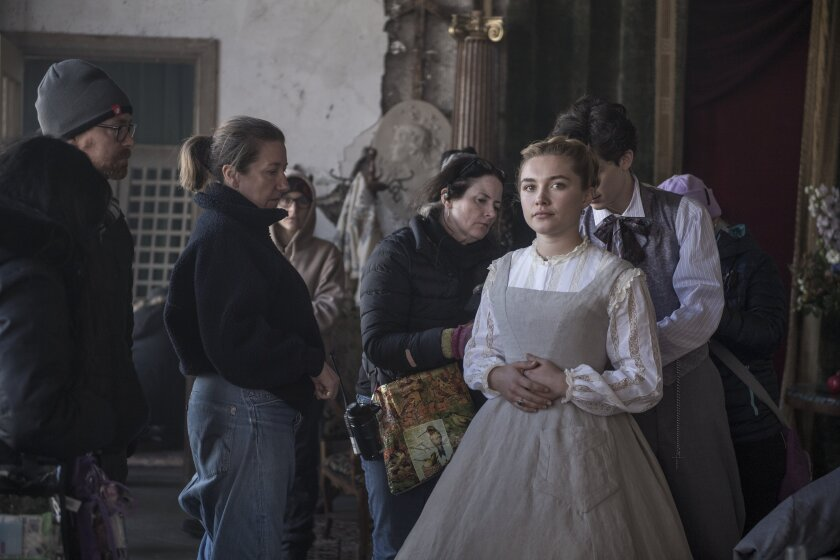 """Columbia Pictures' """"Little Women."""""""
