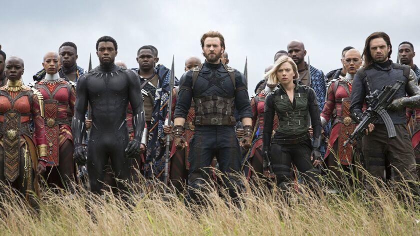 """Avengers: Infinity War"" is the latest installment in Marvel Studios' sprawling ""Avengers"" movie franchise."
