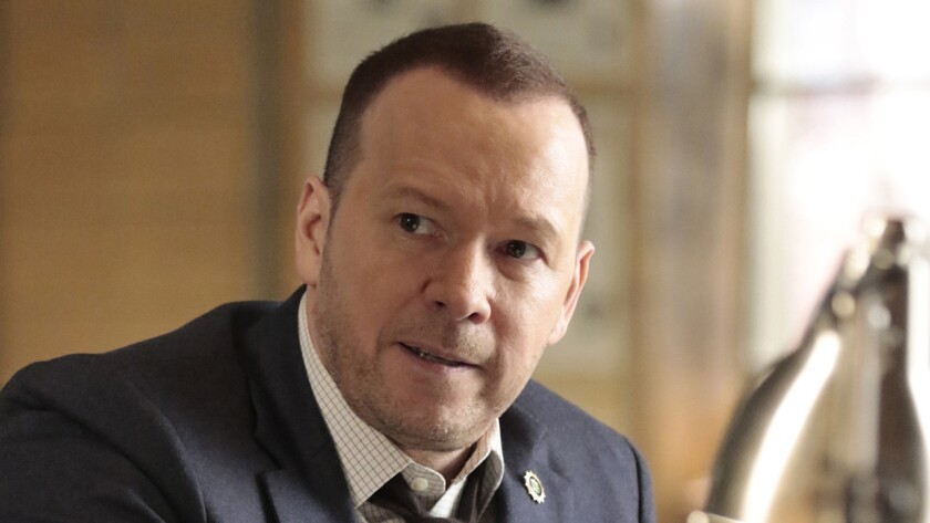 "Donnie Wahlberg in ""Blue Bloods"" on CBS."
