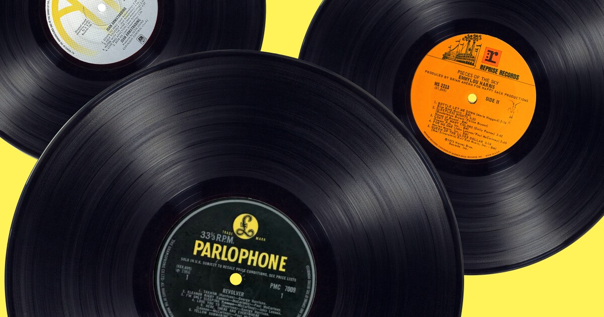 Readers respond: 'The records that changed my life'
